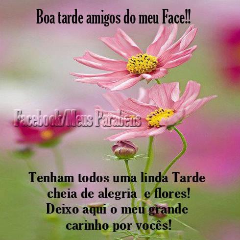 Boa Tarde Facebook Imagem 10