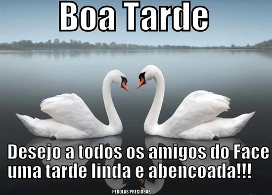 Boa Tarde Facebook Imagem 2