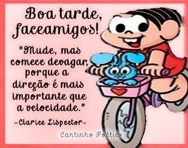 Boa Tarde Facebook Imagem 5