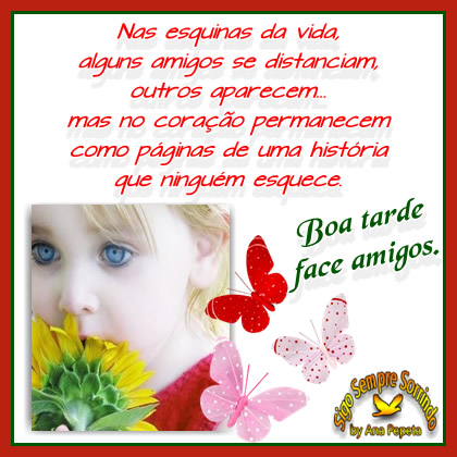 Boa Tarde Facebook Imagem 7