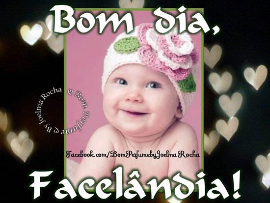 Bom Dia Facebook Imagem 2