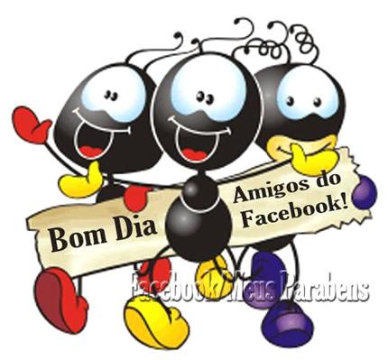 Bom Dia Facebook Imagem 7