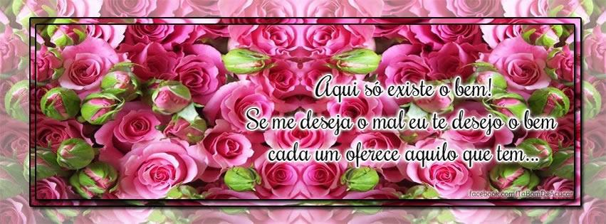 Capas para Facebook com Frases Imagem 6
