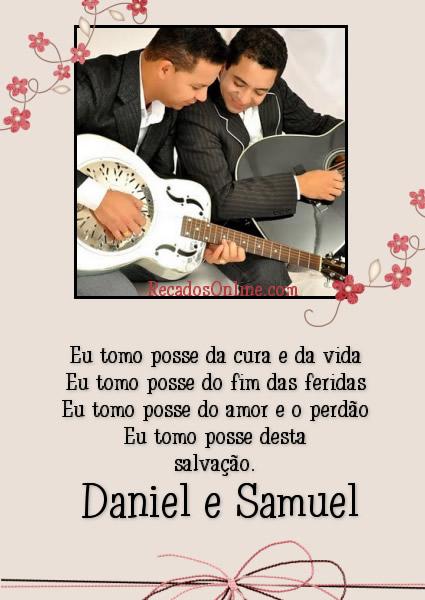 Daniel E Samuel imagem