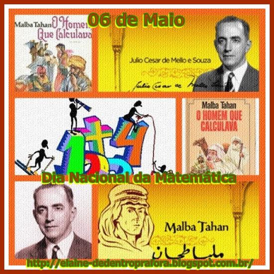 Dia Nacional da Matemática Imagem 3