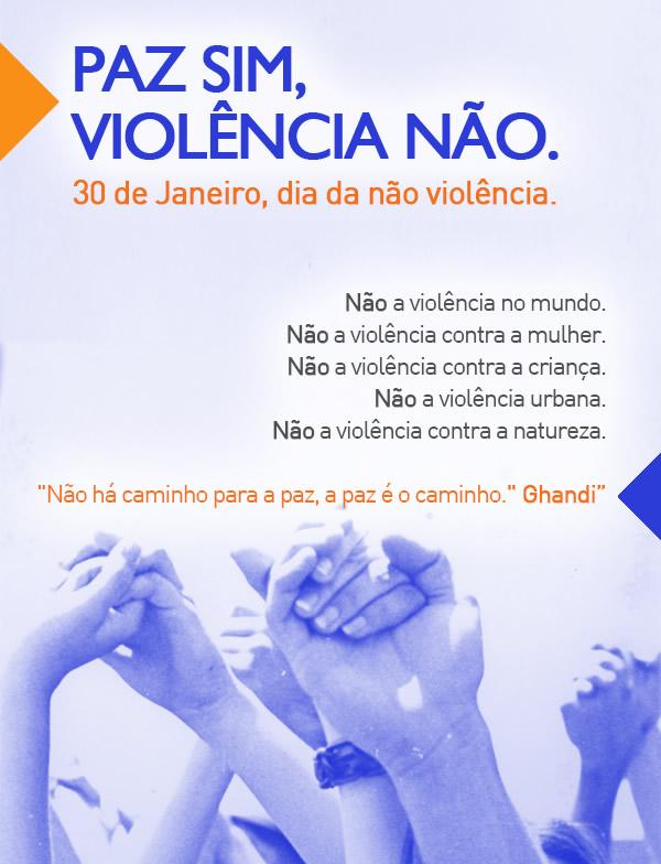 Dia da Não-Violência Imagem 2