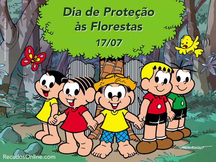 Dia de Proteção às Florestas imagem 1