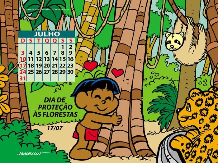Dia de Proteção às Florestas Imagem 3