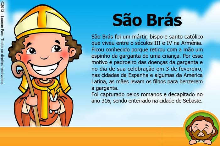 Dia de São Brás Imagem 3
