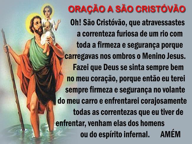 Dia de São Cristóvão Imagem 1