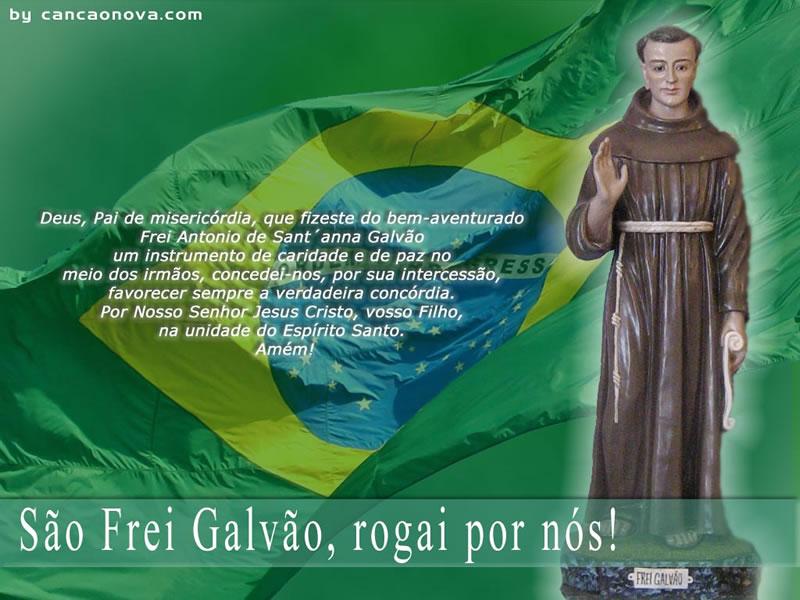 Dia de São Frei Galvão