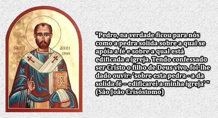 Dia de São João Crisóstomo imagem 2