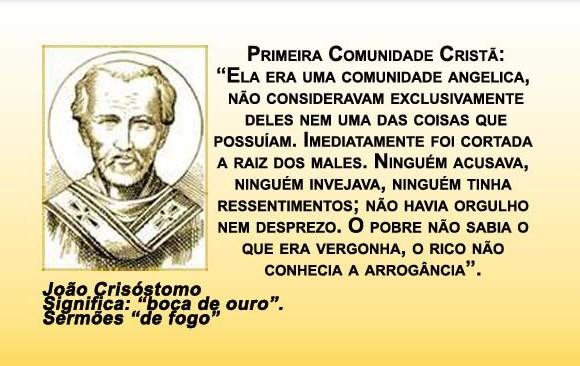 Dia de São João Crisóstomo Imagem 4