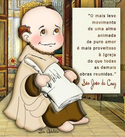 Dia de São João da Cruz imagem 3