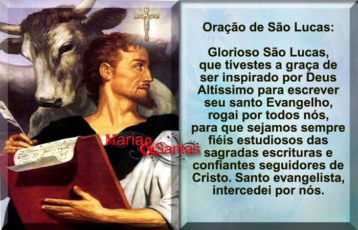 Dia de São Lucas Imagem 1