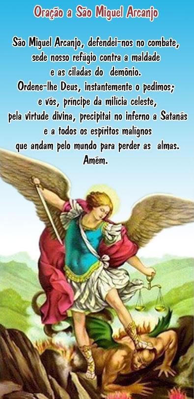 Dia de São Miguel Arcanjo Imagem 6