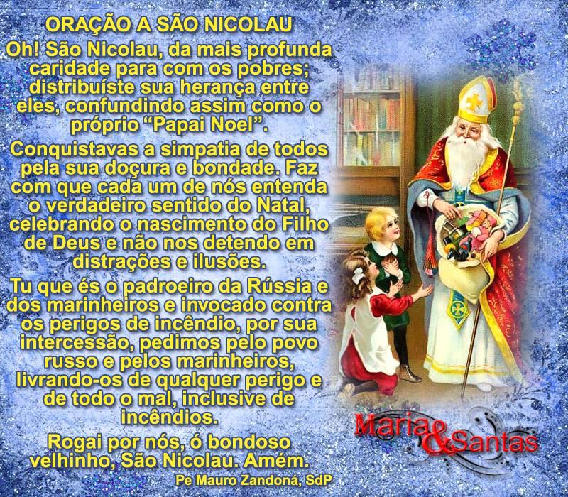 Dia de São Nicolau Imagem 3
