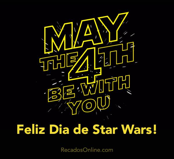 Dia de Star Wars Imagem 1