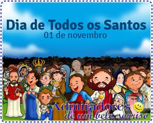 Frases Dia Todos Los Santos Dia de Todos os Santos Imagem