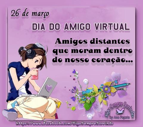 Dia do Amigo Virtual imagem 10