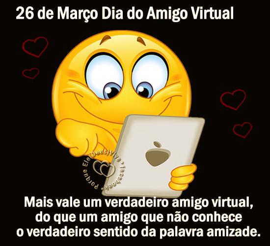 Dia do Amigo Virtual imagem 3