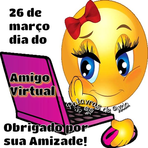 Dia do Amigo Virtual imagem 6