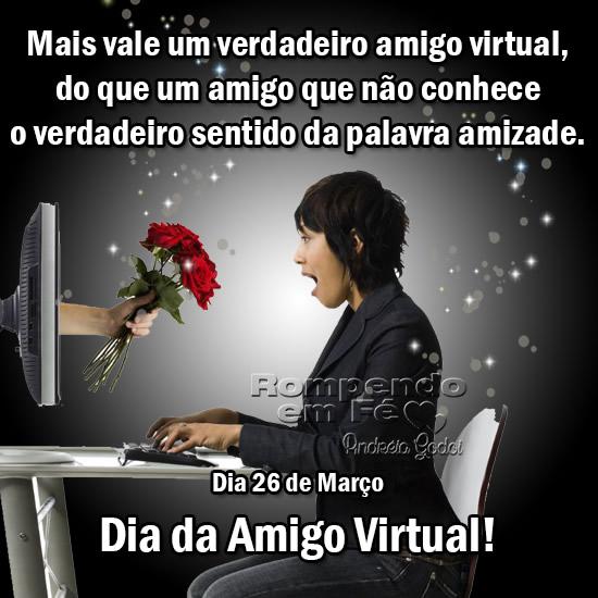 Dia do Amigo Virtual Imagem 7