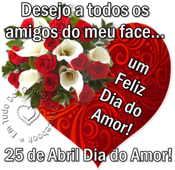 Dia do Amor Imagem 1