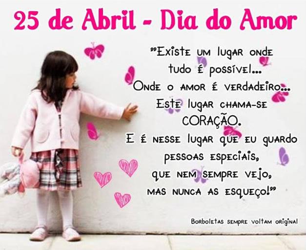 Dia do Amor Imagem 3