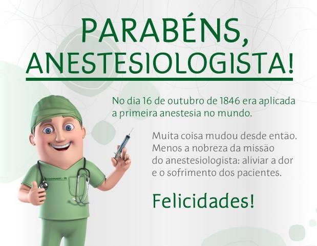 Dia do Anestesiologista imagem 5
