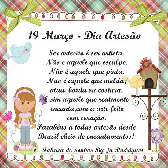 Artesanato De Olinda Pernambuco ~ Dia do Artes u00e3o Imagens e Mensagens para Facebook RecadosOnline