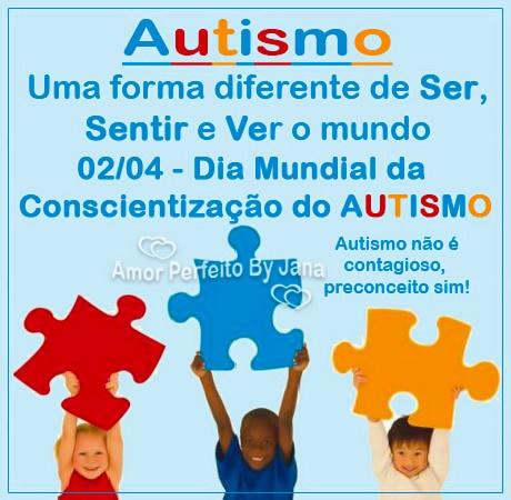 Dia Mundial de Conscientização do Autismo imagem 4