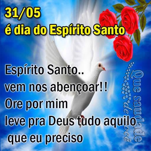 Dia do Espírito Santo Imagem 1