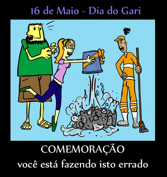 Dia do Gari imagem 8