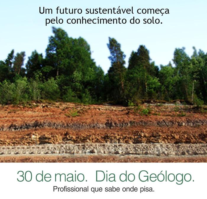 Dia do Geólogo imagem 2