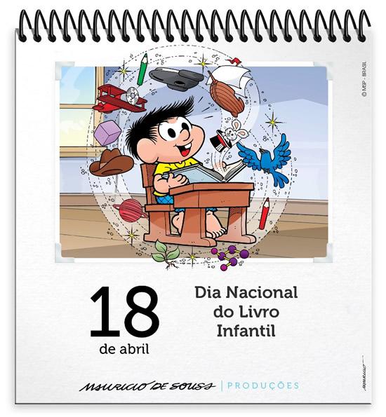 Dia Nacional do Livro Infantil Imagem 3