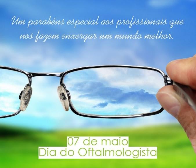 Dia do Oftalmologista Imagem 1
