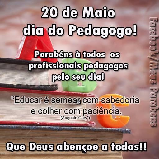 Dia do Pedagogo Imagem 5
