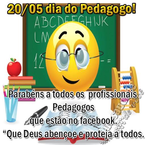 Dia do Pedagogo Imagem 1