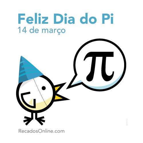 Feliz Dia do Pi - 14 de...