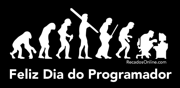 Feliz Dia do Programador