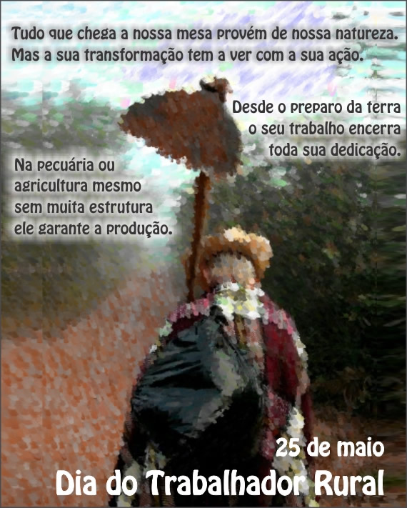 Dia do Trabalhador Rural Imagem 2