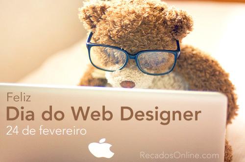 Feliz Dia do Web Designer - 24...