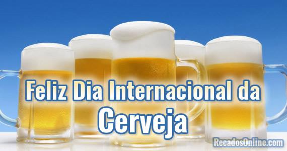 Feliz Dia Internacional da...