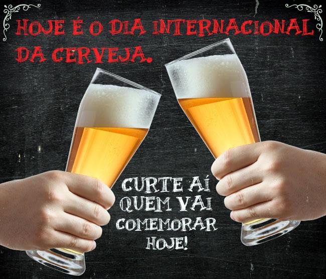 Dia Internacional da Cerveja Imagem 3