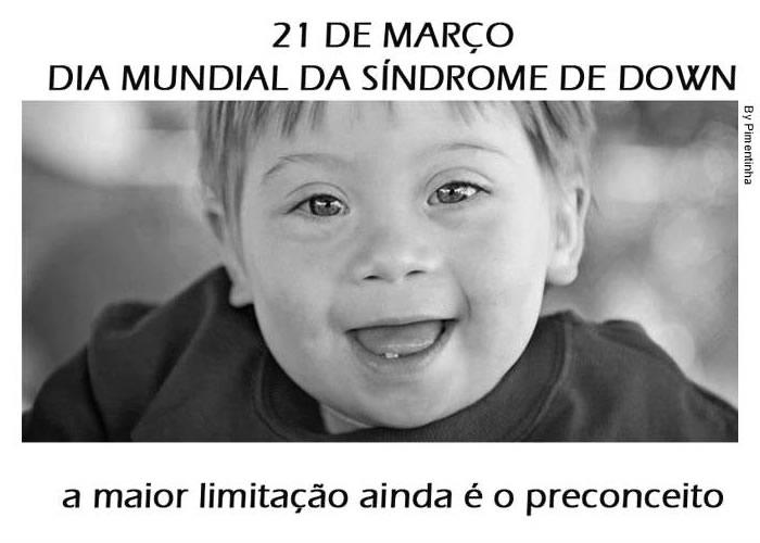 Dia Internacional da Síndrome de Down Imagem 6