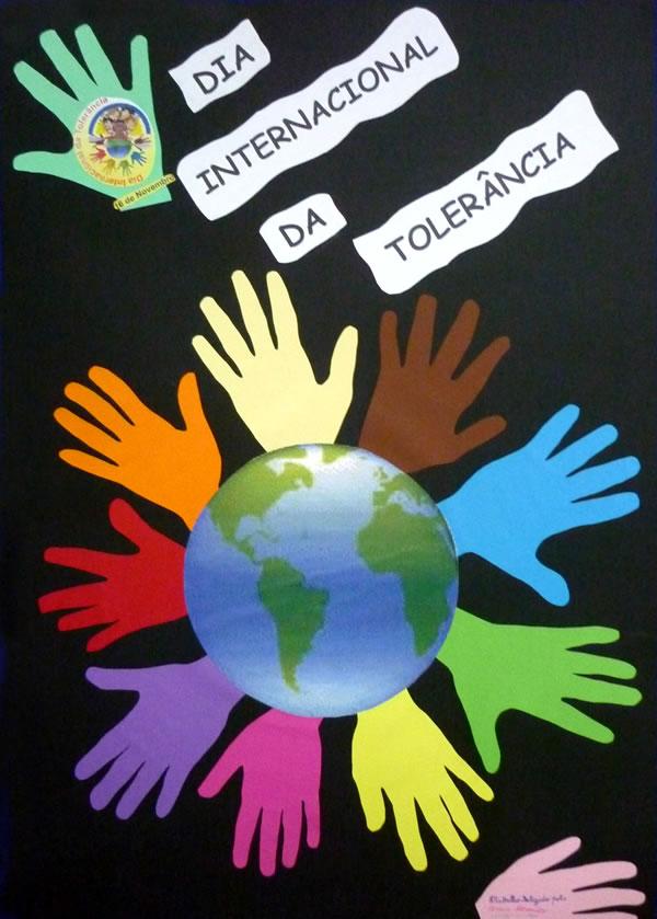 Dia Internacional da Tolerância Imagem 2