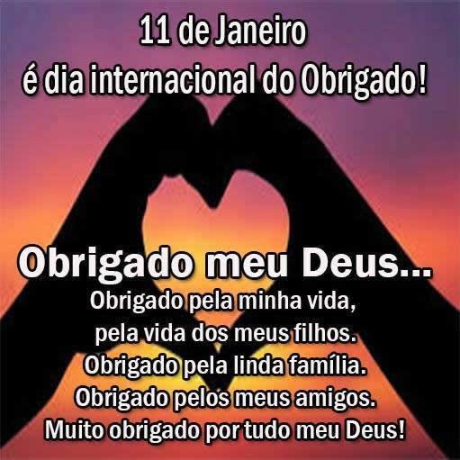 Dia Internacional do Obrigado Imagem 7
