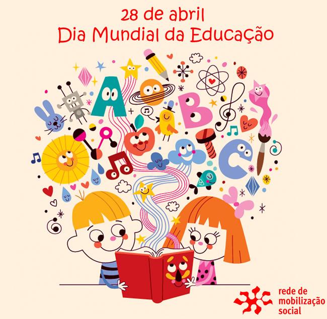 Dia Mundial da Educação Imagem 1