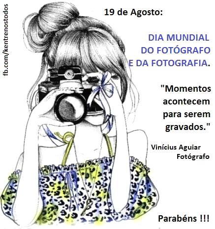 Dia Mundial da Fotografia imagem 1
